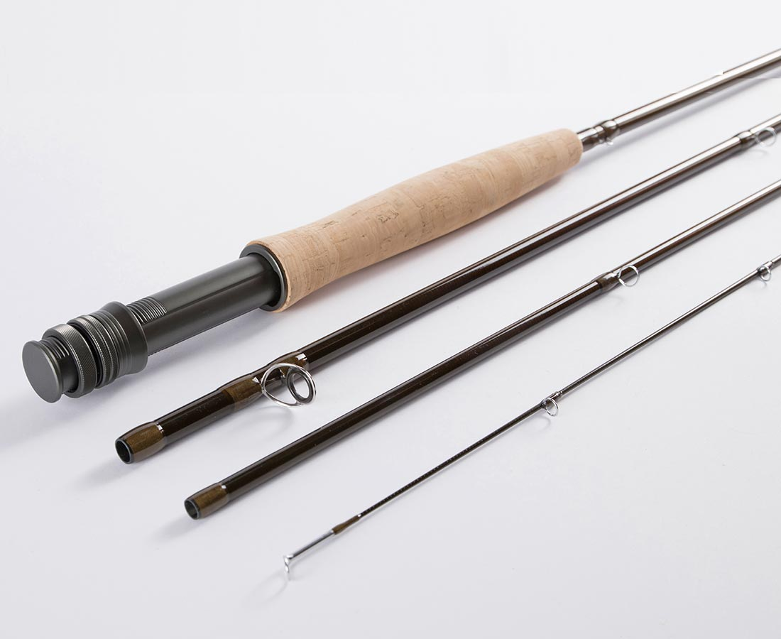 NEXTackle Fly Rod Blank Advance 9ft 6wt 4pc IM6 30T Carbon